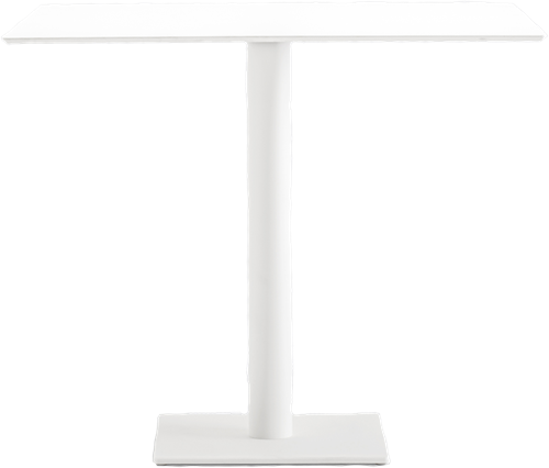 Tafelonderstel SC185 - Tafelonderstel, vierkante voet, hoogte 73 cm, voet 40 x 40 cm
