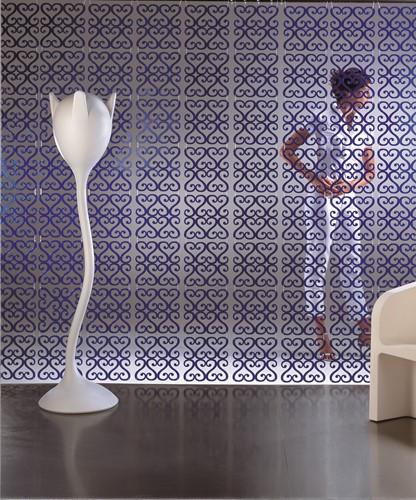 Tulipan kunststof kapstok - Plart Design kunststof kapstok-3