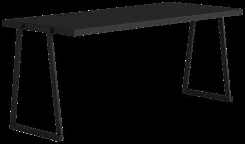 Cortina.026 tafel - Tafel volledig van staal, stapelbaar