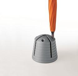 Blitz kunststof parapluhouder - Plart Design kunststof paraplustandaard