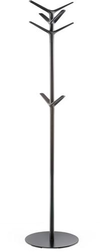 Flag 5144B - Kapstok voet en frame metaal, haken polypropyleen.