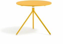 SC611 - Tafelonderstel 3-poot, lage tafel, hoogte 48 cm, voet 65 cm, gepoedercoat