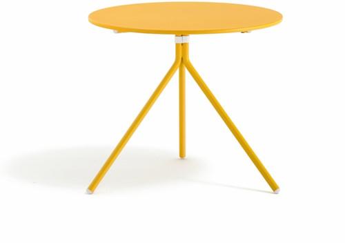 Tafelonderstel SC611 - Tafelonderstel 3-poot, lage tafel, hoogte 48 cm, voet 65 cm, gepoedercoat