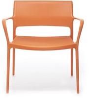 Ara 316 - kunststof lounge stoel met armleggers-1