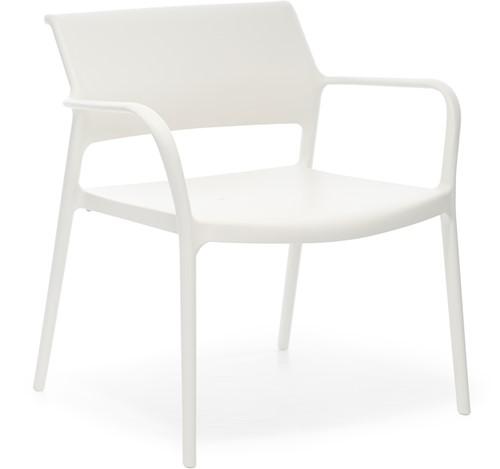 Ara 316 - kunststof lounge stoel met armleggers-7