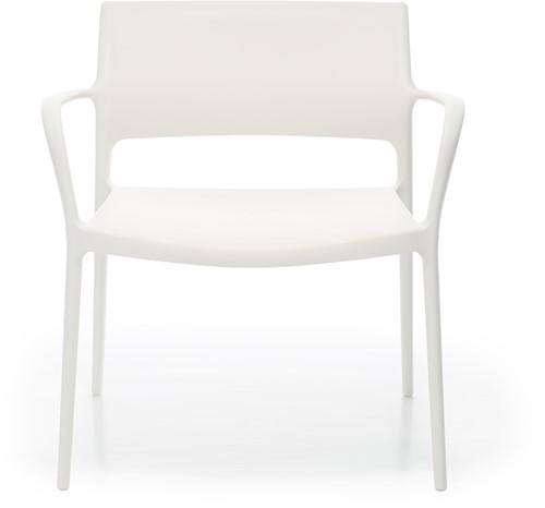 Ara 316 - kunststof lounge stoel met armleggers-6
