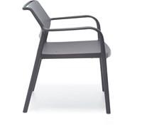 Ara 316 - kunststof lounge stoel met armleggers-10