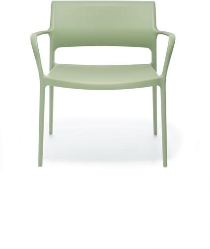 Ara 316 - kunststof lounge stoel met armleggers-11