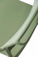 Ara 316 - kunststof lounge stoel met armleggers-16