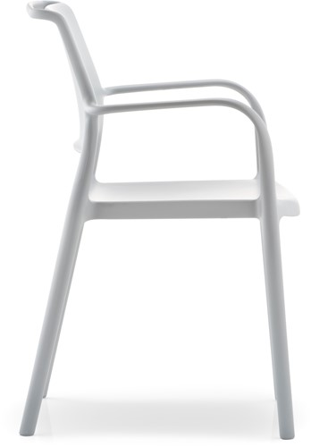 Ara 315 - kunststof zorgstoel met armleggers-6