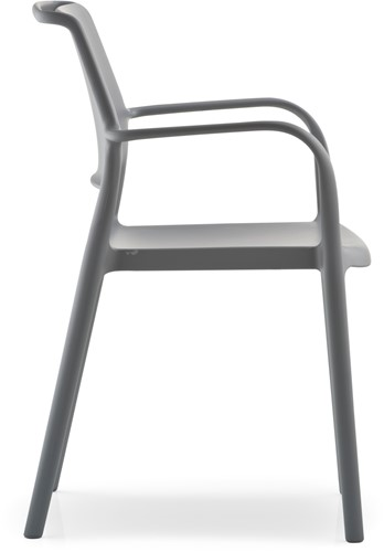 Ara 315 - kunststof zorgstoel met armleggers-20