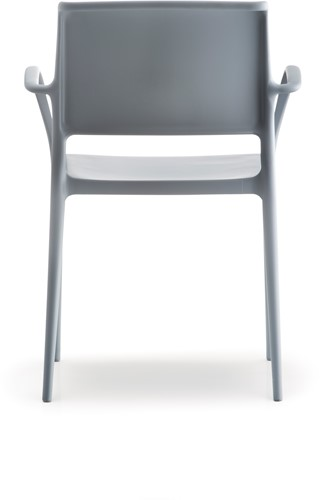 Ara 315 - kunststof zorgstoel met armleggers-22
