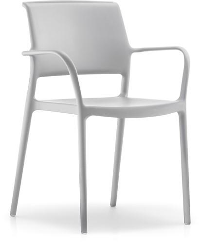 Ara 315 - kunststof zorgstoel met armleggers-19