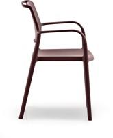 Ara 315 - kunststof zorgstoel met armleggers-24