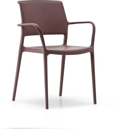 Ara 315 - kunststof zorgstoel met armleggers-23