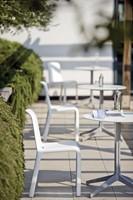 Snow stoel met ypsilon tafel