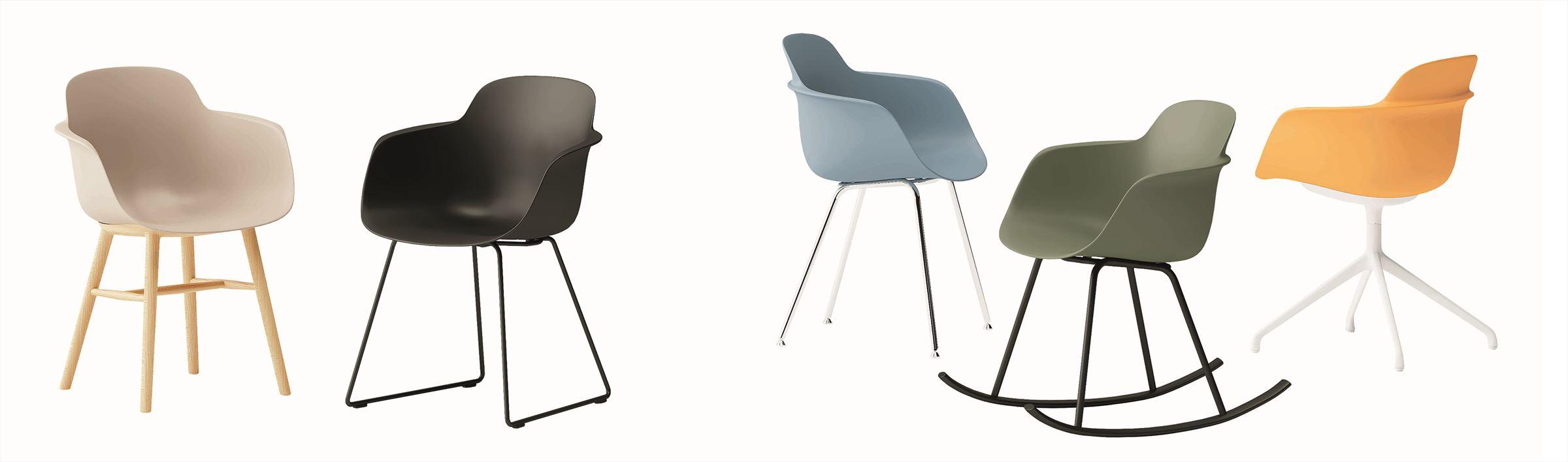 Plastic Design Stoelen.Chairs