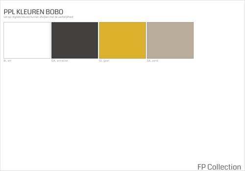 Bobo 64 - kruk met kunststof zitting-8