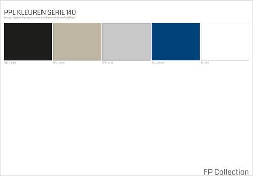 Kleurenoverzicht Serie 140