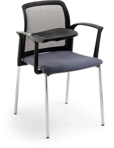 Schrijftafel voor de A20 stoel, zwart