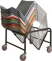 AC450 - Trolley voor maximaal 45 stuks stoel S450-2