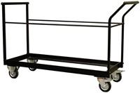 Trolley AC77 - transportwagen voor 45 kunststof of houten klapstoelen