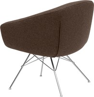 Aiko low - gestoffeerde fauteuil-3