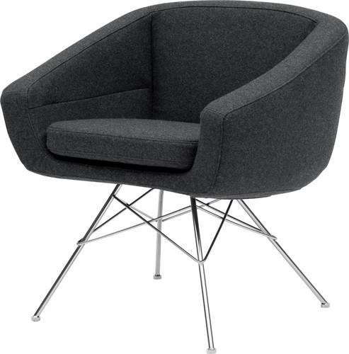 Aiko low - gestoffeerde fauteuil-2