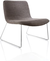Amarcord 2010 - gestoffeerde lounge stoel / fauteuil