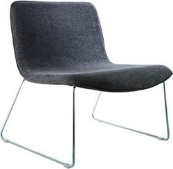 Amarcord 2010/2012 - gestoffeerde lounge stoel / fauteuil