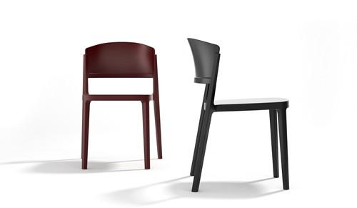 Andus stoel - geheel kunststof schoolstoel-3