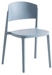 Andus stoel - geheel kunststof schoolstoel