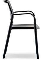 Ara 315 - kunststof zorgstoel met armleggers-2