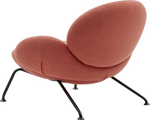 Baixa - Comfortabele fauteuil met vierpoots frame-3