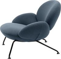 Baixa - Comfortabele fauteuil met vierpoots frame-2