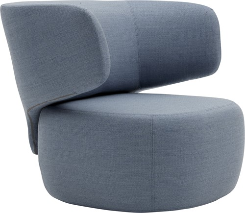 Basel Chair - Gestoffeerde fauteuil, lounge fauteuil