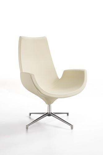 Beetle HR - gestoffeerde lounge stoel/ fauteuil-2
