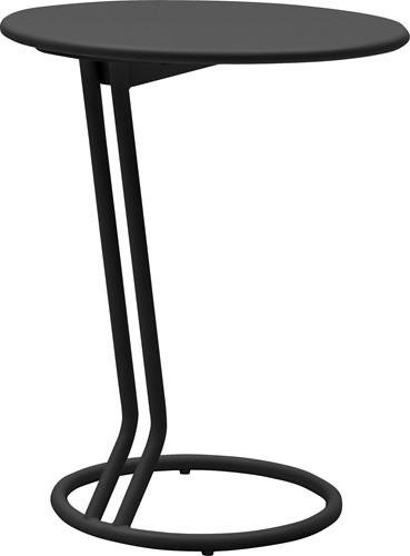 Bogie - ronde bijzettafel hoogte 56 cm