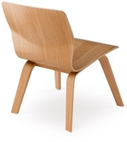 Butterfly MO5360 Lounge Wood - Magnus Olesen loungestoel hout, frame massief hout-3