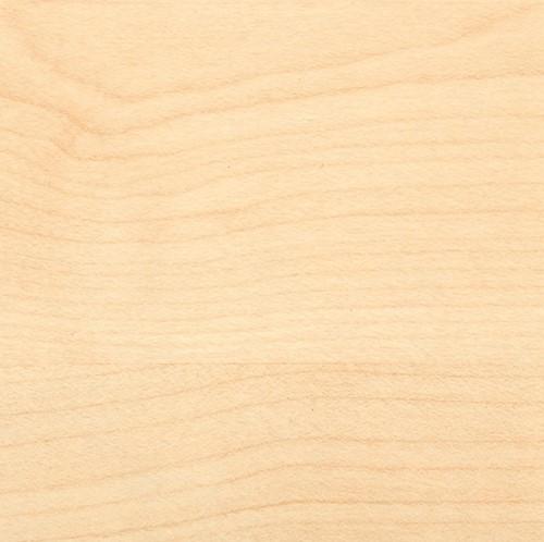 TOP T100 25MM, Tafelblad rond, 25mm gemelamineerde spaanplaat - Ø 100 cm - D519 AHORN