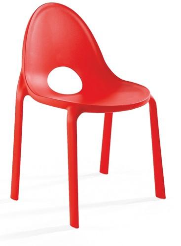 Drop - kunststof stoel-3