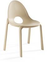 Drop - kunststof stoel