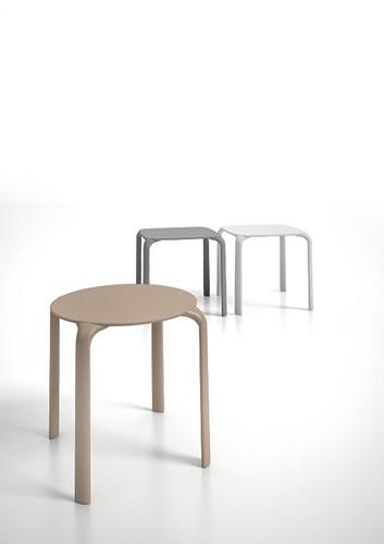 Drop - kunststof tafel-3