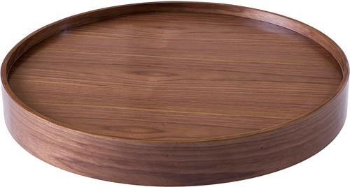 Drum Dienblad large - houten dienblad voor op poef Drum large