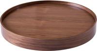 Drum dienblad small - houten dienblad voor op poef Drum Small-3