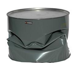 C-Barrel - industrieel circulair olievat inzetbaar als bijzettafel of zitelement