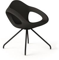 Lonc Easer - luxe ergonomisch gevormde kunststof stoel