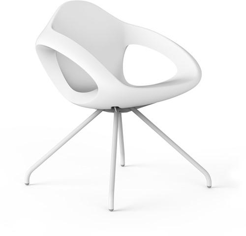 Lonc Easer - luxe ergonomisch gevormde kunststof stoel-3