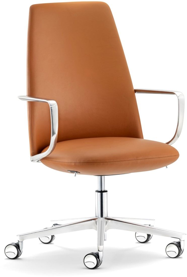 Meest Comfortabele Bureaustoel.Elinor 3755 Elegante Bureaustoel Bij Fp Collection