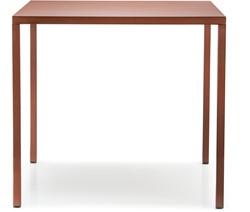 Fabbrico Tafel- stalen (outdoor) tafel met dun / minimalistisch frame